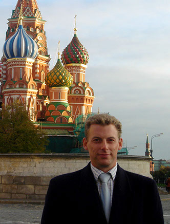 Tim Morley yacht broker in Moscow