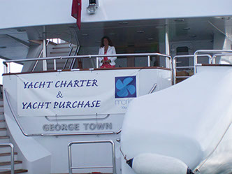 Morley Yachts advertised on yacht